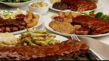 Shari's Cafe and Pies TV Spot, 'Summer's Best BBQ Is Back'