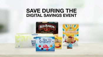 Kroger Digital Savings Event TV Spot, 'Downloadable Coupons' - Thumbnail 4