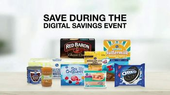 Kroger Digital Savings Event TV Spot, 'Downloadable Coupons' - Thumbnail 5