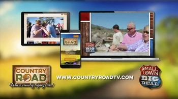 Country Road TV TV Spot, 'Small Town Big Deal: Anytime' - Thumbnail 9