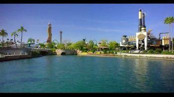 Universal Orlando Resort Aventura Hotel TV Spot, 'Right Outside' - Thumbnail 1