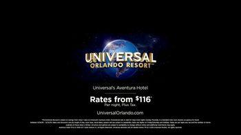 Universal Orlando Resort Aventura Hotel TV Spot, 'Right Outside' - Thumbnail 9