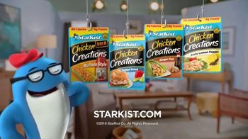 StarKist Chicken Creations TV Spot, 'Bold Choice' Featuring Candace Cameron Bure - Thumbnail 10