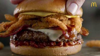 McDonald's Bacon Smokehouse Burger TV Spot, 'Disfruta' [Spanish] - Thumbnail 3