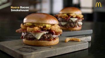 McDonald's Bacon Smokehouse Burger TV Spot, 'Disfruta' [Spanish] - Thumbnail 4