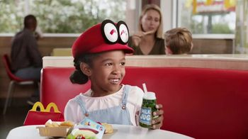 McDonald\'s Happy Meal TV Spot, \'Mario\'