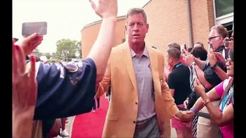 Pro Football Hall of Fame TV Spot, '2019 Enshrinement' - Thumbnail 5