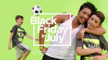 JCPenney Black Friday in July TV Spot, 'Earn Today, Spend Today'