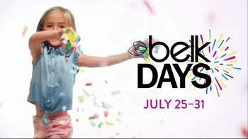 Belk Days TV Spot, 'Back to School Bonus Buys' - Thumbnail 1