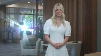 Priceline.com TV Spot, 'Money Back in Your Pocket' Featuring Kaley Cuoco