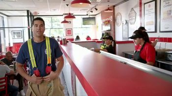 Firehouse $4.99 Choice Subs TV Spot, 'Equipment for First Responders'