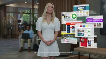 Priceline.com TV Spot, 'Laptop' Featuring Kaley Cuoco - Thumbnail 2