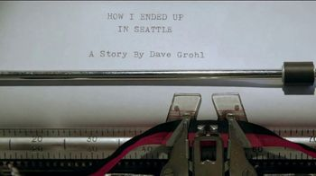 Visit Seattle TV Spot, 'How I Ended Up in Seattle' Featuring Dave Grohl - Thumbnail 10