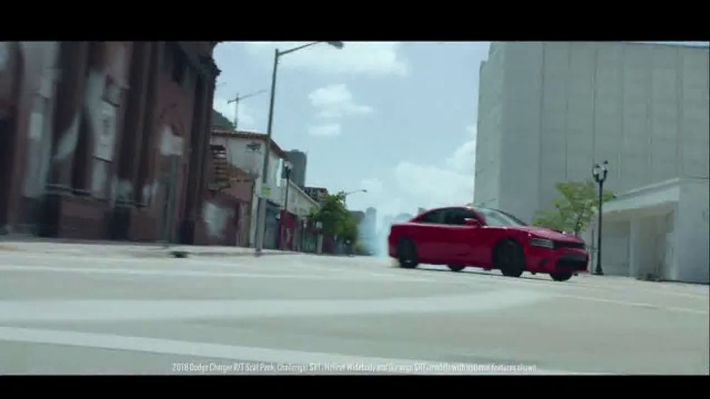 Dodge Summer Clearance Event TV Commercial, 'Closed Courses' [T2]
