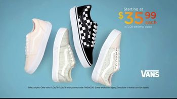 Kohl's Friends and Family Sale TV Spot, 'Jeggings and Vans' - Thumbnail 7