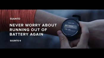Suunto 9 TV Spot, 'The Long Run'
