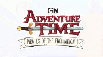 Adventure Time Pirates of the Enchiridion TV Spot, 'Search for the Answers' - Thumbnail 9