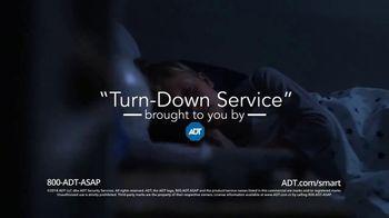 ADT TV Spot, 'Turn-Down Service' - Thumbnail 9