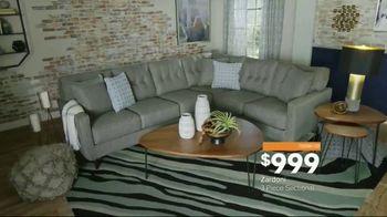 Ashley HomeStore Black Friday in July TV Spot, 'Final Week: Sectional'