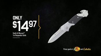 Bass Pro Shops Shooting Sports Classic TV Spot, 'Nikon Riflescope & Knife' - Thumbnail 6
