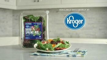 Kroger Baby Spring Mix TV Spot, 'So Fresh' - Thumbnail 8