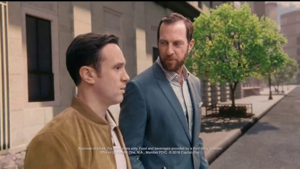 Capital One TV Commercial, 'Uphill Battle' Featuring Jeremy Brandt