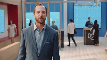 Capital One TV Spot, 'Uphill Battle' Featuring Jeremy Brandt - Thumbnail 10