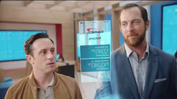 Capital One TV Spot, 'Uphill Battle' Featuring Jeremy Brandt - Thumbnail 7