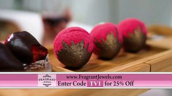 Fragrant Jewels Bath Bombs and Candles TV Spot, 'Surprise' - Thumbnail 1