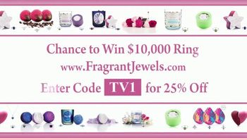 Fragrant Jewels Bath Bombs and Candles TV Spot, 'Surprise' - Thumbnail 5