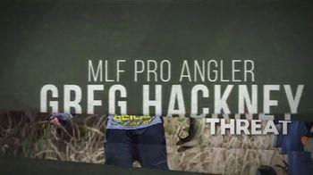 Major League Fishing TV Spot, 'Great Threat' Featuring Greg Hackney - Thumbnail 6