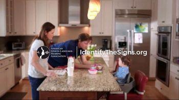American Speech-Language-Hearing Association TV Spot, 'Identify the Signs' - Thumbnail 10