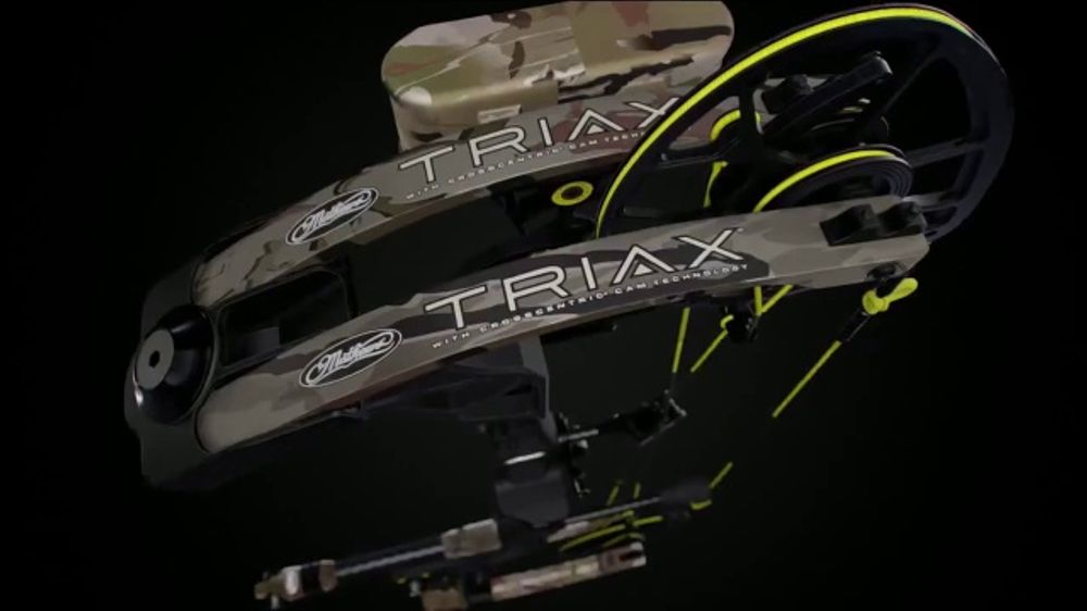 Mathews Inc  TRIAX TV Commercial, 'Style Your Stealth' - Video