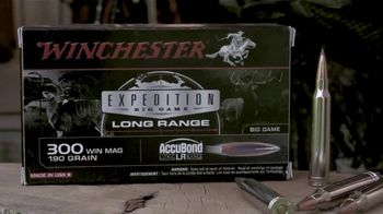 Winchester Expedition Big Game Long Range TV Spot, 'Technology at Work' - Thumbnail 7