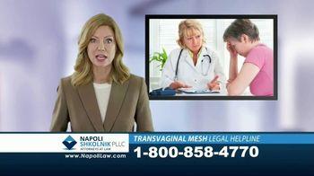 Napoli Shkolnik PLLC TV Spot, 'Transvaginal Mesh Legal Helpline' - Thumbnail 5