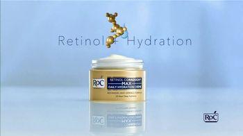 RoC Retinol Correxion Max Daily Hydration Crème TV Spot, 'Both Worlds' - Thumbnail 3