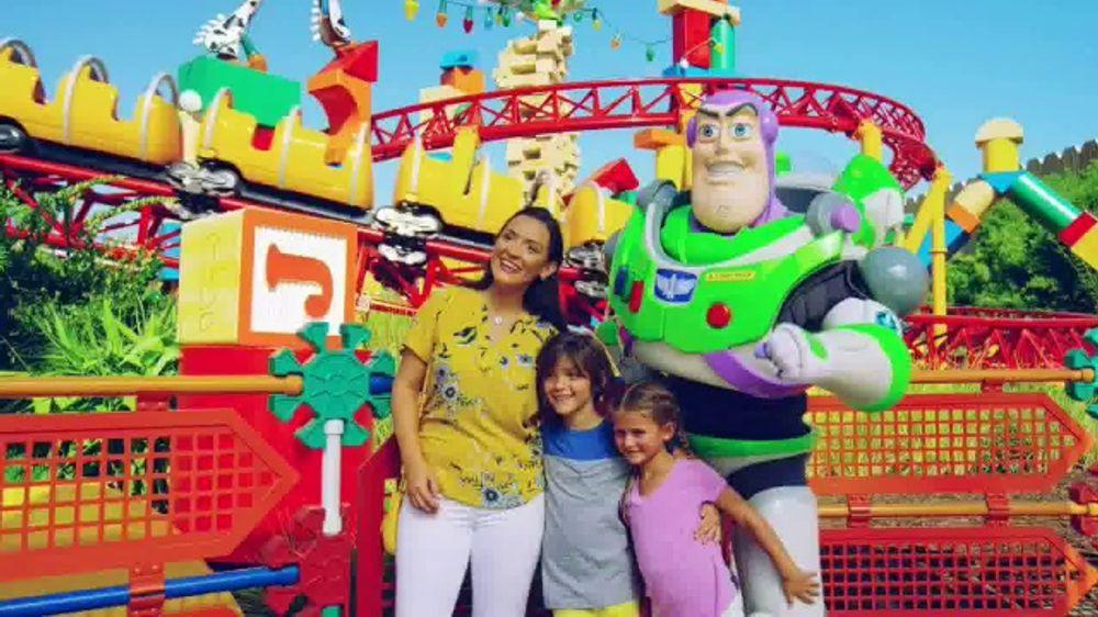 Walt Disney World Resort Tv Commercial Disney Channel Toy Story