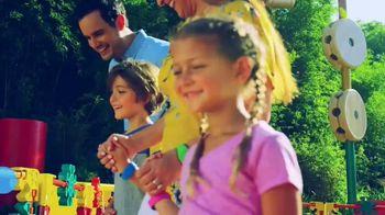 Walt Disney World Resort TV Spot, 'Disney Channel: Toy Story Land' - Thumbnail 1