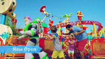 Walt Disney World Resort TV Spot, 'Disney Channel: Toy Story Land' - Thumbnail 2