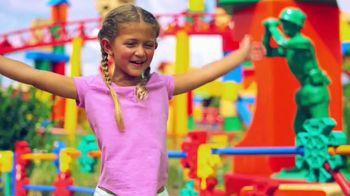 Walt Disney World Resort TV Spot, 'Disney Channel: Toy Story Land' - Thumbnail 3