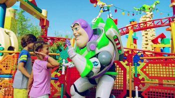 Walt Disney World Resort TV Spot, 'Disney Channel: Toy Story Land' - Thumbnail 9