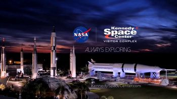 Kennedy Space Center Visitor Complex TV Spot, 'A Gateway to the Cosmos' - Thumbnail 10