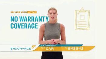 Endurance Direct TV Spot, 'Blessed' Featuring Katie Osborne
