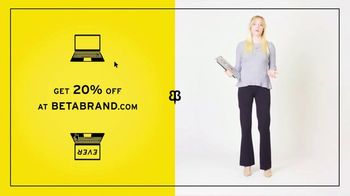 Betabrand TV Spot, 'The Most Comfortable Pants You Can Wear to Work' - Thumbnail 2