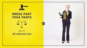 Betabrand TV Spot, 'The Most Comfortable Pants You Can Wear to Work' - Thumbnail 6