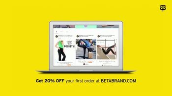 Betabrand TV Spot, 'The Most Comfortable Pants You Can Wear to Work' - Thumbnail 7