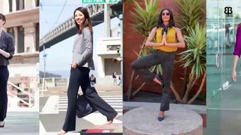 Betabrand TV Spot, 'The Most Comfortable Pants You Can Wear to Work' - Thumbnail 9