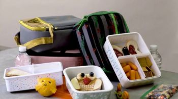 Target TV Spot, 'Food Network: Animal Lunchboxes' - Thumbnail 1