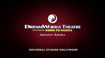 Universal Studios Hollywood TV Spot, 'Kung Fu Panda: abierto' [Spanish] - Thumbnail 8