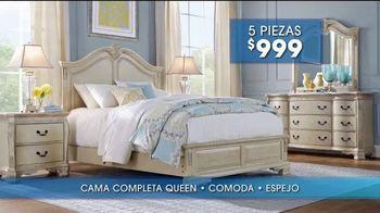 Rooms to Go Venta y Liquidación de Verano TV Spot, 'Dormitorios' [Spanish] - Thumbnail 4